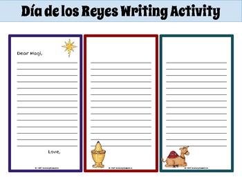 Día de los Reyes Decorations Packet
