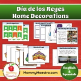 Día de los Reyes Decorations Packet
