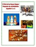 Día de los Reyes Packet (3 Kings Day)