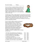 Día de los Reyes: Three Kings Day (English Version) SUB PLAN