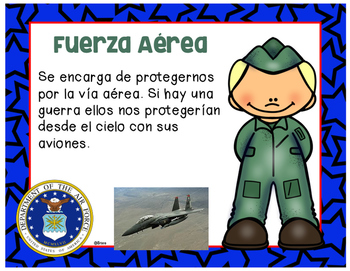 Dia de los Veteranos - Veterans Day Spanish