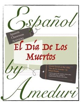 Día de los muertos (Day of the dead) Spanish Movie talk