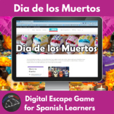 Dia de los muertos - Digital Escape game
