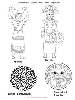 Día de los muertos -Unidad de artes del lenguaje