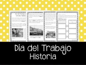 Dia del Trabajo. Labor Day in Spanish