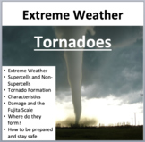Tornadoes - Extreme Weather Lesson
