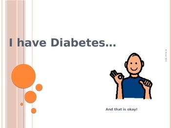 Diabetes Social Story