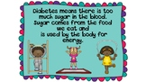 Diabetes for Kids Posters - Helping children better unders