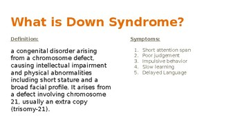 Diagnosing Lennie's Disability Example Project