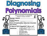 Diagnosing Polynomials- A Factoring Activity