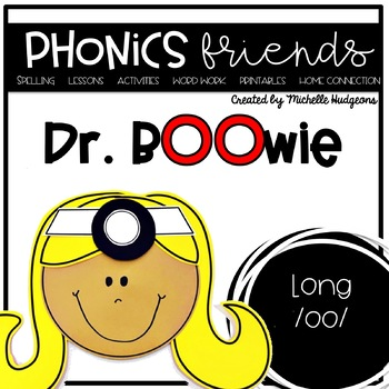 Diagnosing bOO bOOs (Activities for learning long vowel digraph /oo/)