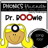Long OO (Diphthongs) : Dr. Boowie Phonics Friends