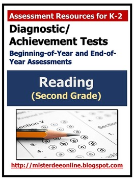 Diagnostic/Achievement Test in Reading (Second Grade)
