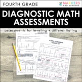 Diagnostic Math Assessments (Fourth Grade)