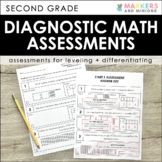 Diagnostic Math Assessments (Second Grade)