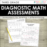 Diagnostic Math Assessments (Third Grade)