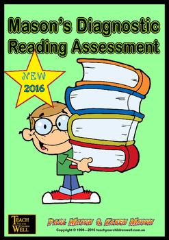 Diagnostic Reading Assessment