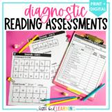 Diagnostic Reading Assessments Toolkit - PAPER & DIGITAL