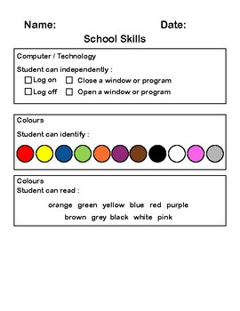Diagnostic for Primary Students