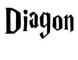 Diagon Alley Sign