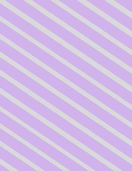 Diagonal Striped Digital Paper {20 papers 8.5x11}