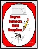 Diagram Sentences About Mosquitoes