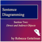 Sentence Diagramming Made Simple: Direct and Indirect Objects