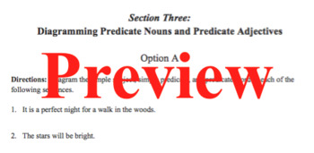 Sentence Diagramming Made Simple: Linking Verbs and Predicate Words