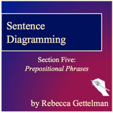 Sentence Diagramming Made Simple: Prepositional Phrases