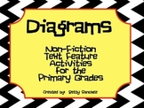 Diagrams:  Non-Fiction Text Feature Activities