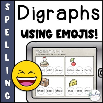 Diagraph Activities for Seesaw - Distance Learning
