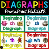 Beginning Diagraph Interactive Powerpoint Bundle - ch, sh,