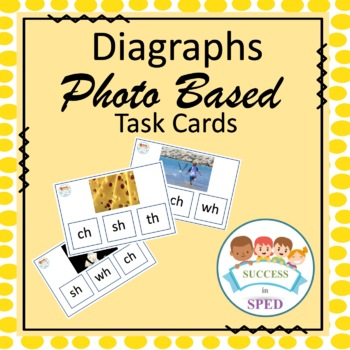 Diagraph Photo Based Task Cards