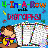 Consonant Digraphs sh, th, ch, and wh Station Game