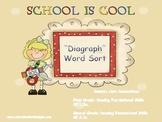 Diagraph Word Sort