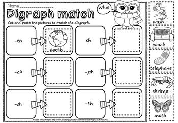 Digraph match