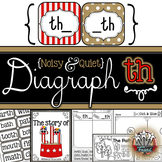 Diagraphs:  Diagraph th {Word Work, Independent Work, Game