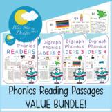 Digraph & Blend Reading Passages BUNDLE!