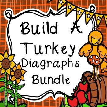 Diagraphs ( Build A Turkey) Bundle