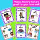 Diagraphs sh, th, ng Hands-On Phonics Activities