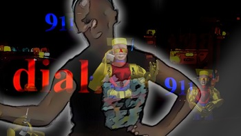 Lesson one: Dial 911  audio - full vocal version
