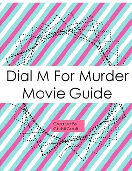 Dial M For Murder Movie Guide