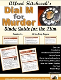 Dial M for Murder: Study Guide for Alfred Hitchcock's Film