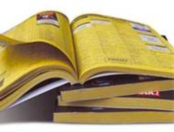 Dial Up Some Fun! Use Telephone Books as a Learning Tool