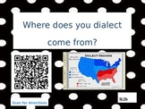 Dialect Map Lesson