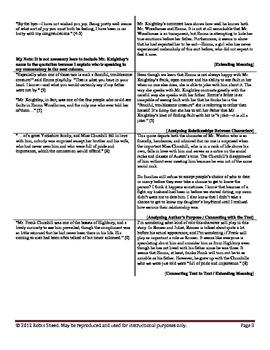 emma jane austen summary pdf