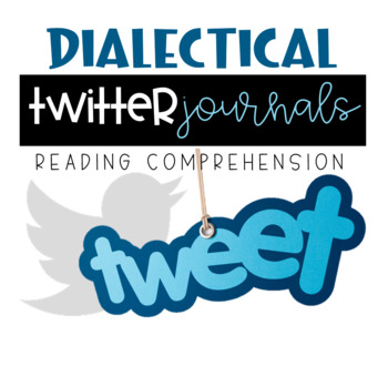 Dialectical Twitter Journals