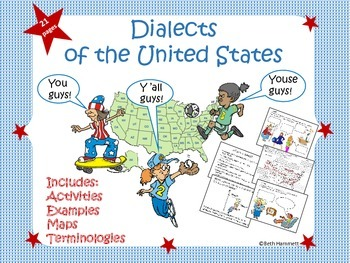 Dialects of the U.S.