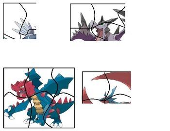 Pokemon Puzzles/Token Boards