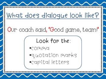Dialogue Basics Posters